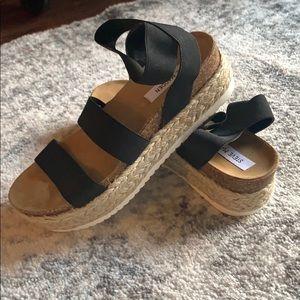 Steve Madden Kimmie Platform Sandal   Sz 9   New